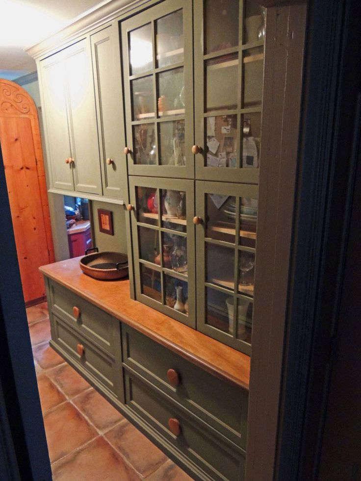 Custom Kitchen Pantry Cabinets Woodworking Projects Aka