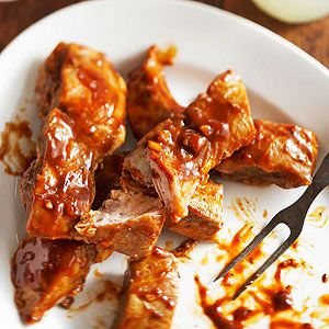 Barbecue Country-Style Ribs From Better Homes and Gardens, ideas and ...