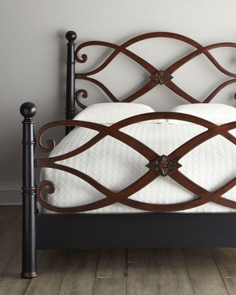 """""""Cassie"""" Bedroom Furniture at Horchow."""