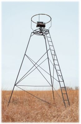 Above to purchase big game treestands the adrenaline tripod stand