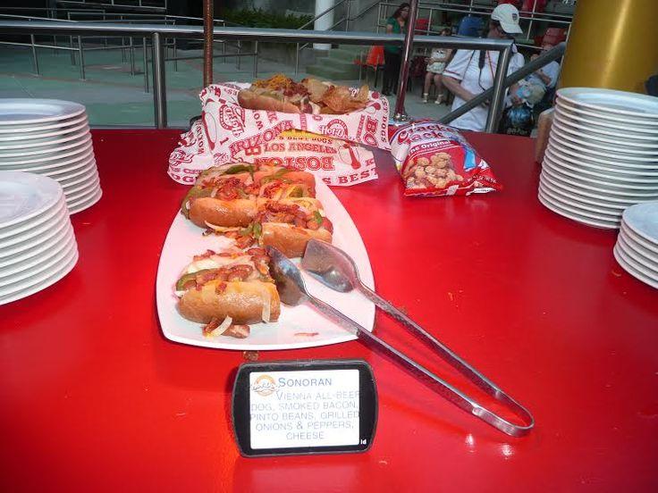 Hot Dog Hall of Fame - Citywalk at Universal Orlando Resort