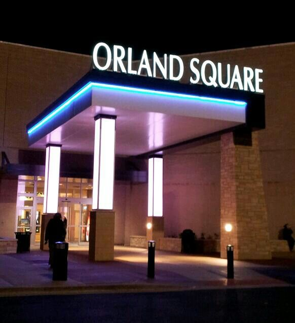 Orland Park Place rating: