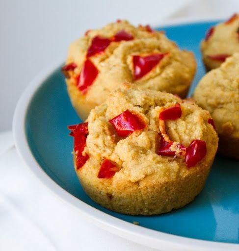 Maple Corn Muffins | vegan | Pinterest