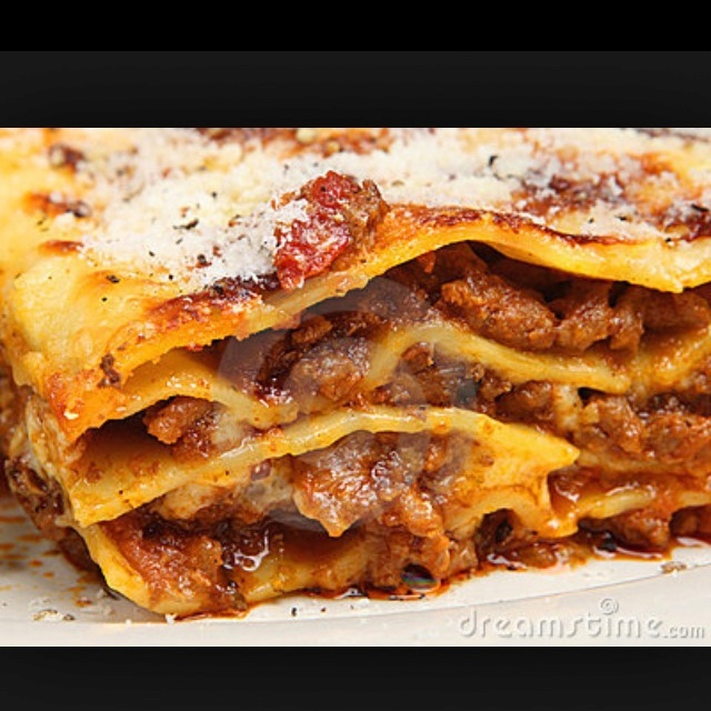 Three Meat Lasagna Recipes — Dishmaps