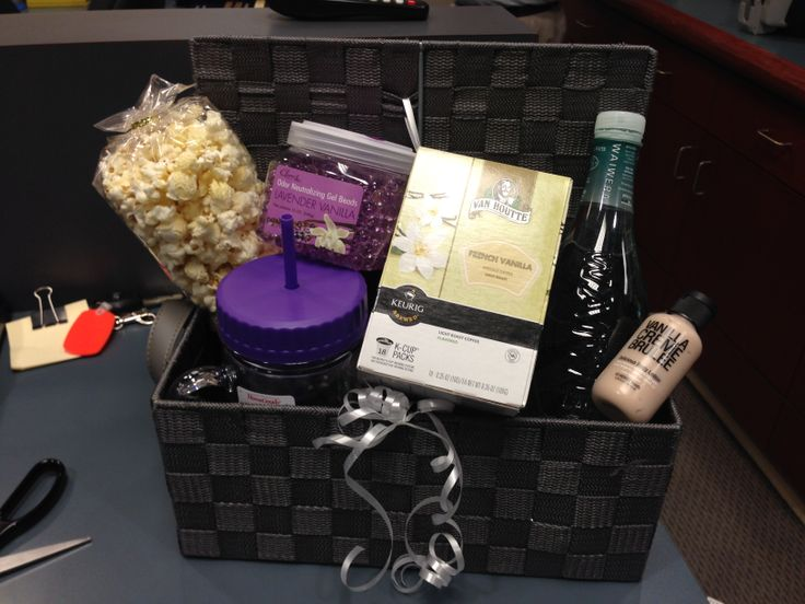 Gift Baskets Toronto Pick Up : Basket i made for my g little big reveal also