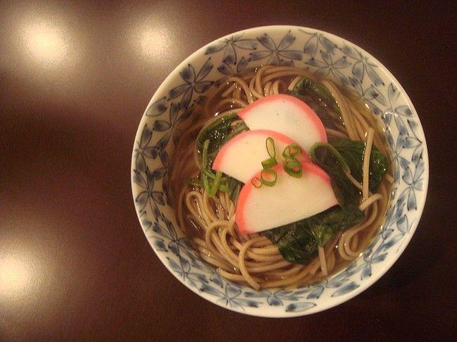 Toshikoshi Soba | Recipes from Unrivaledkitch | Pinterest