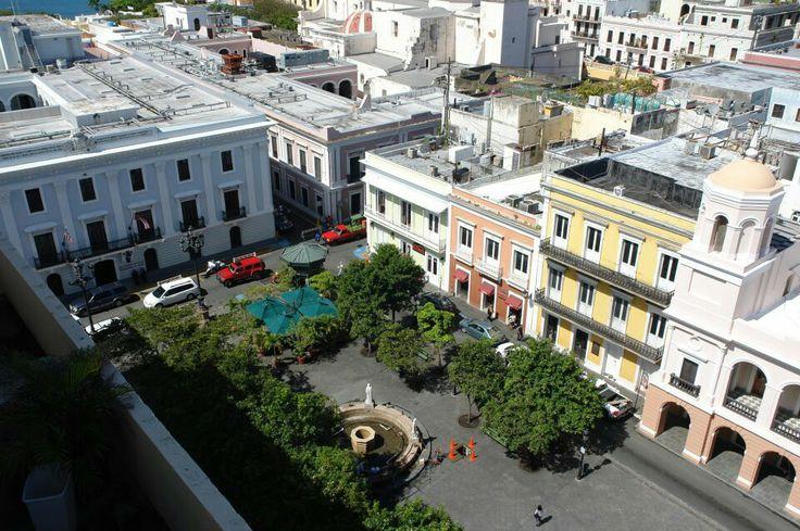Plaza de armas san juan puerto rico social studies pinterest