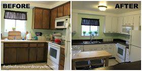 DIY Kitchen Remodel | Home Decor | Pinterest