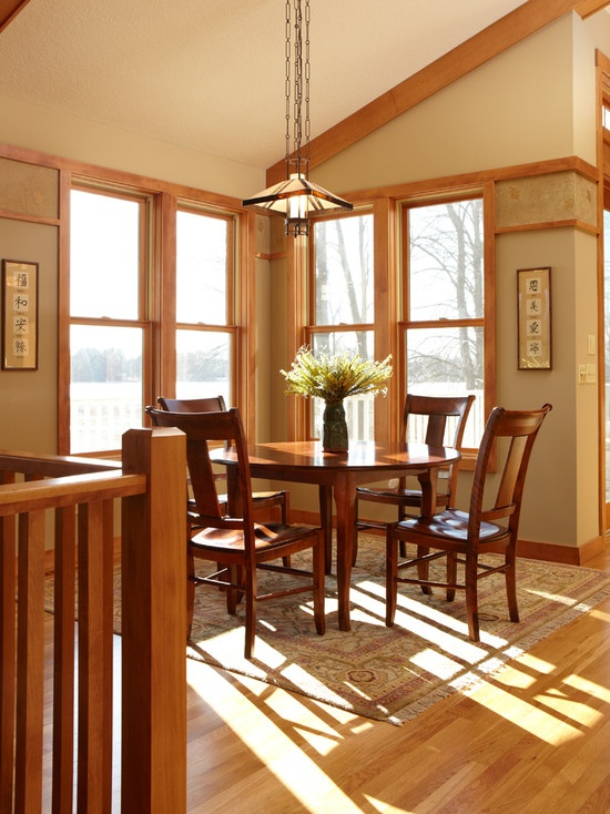 japanese style dining room home pinterest