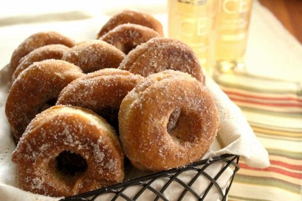 Apple Cinnamon Donuts by Sparkling ICE. Substitute with apple juice or ...