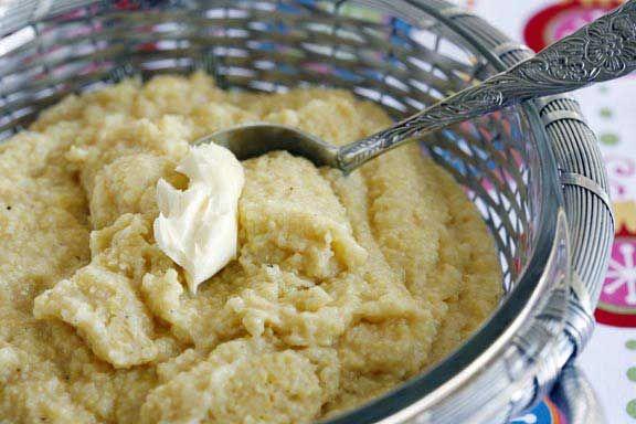 Creamy Oven-Baked Polenta - Viking Range, LLC