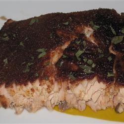 Cold Roasted Moroccan Spiced Salmon Recipe - Allrecipes.com