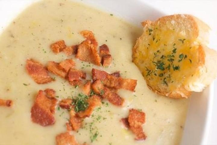 Potato Bacon Soup | Food | Pinterest
