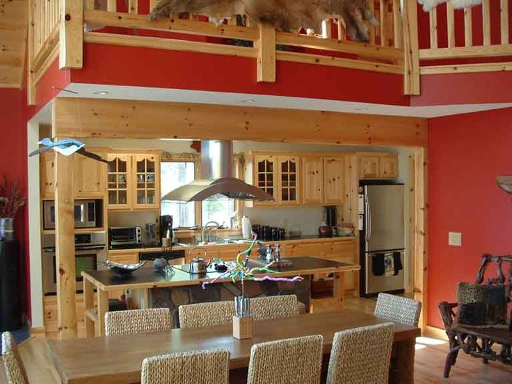Knotty pine paneling for kitchen design ideas family for Knotty pine kitchen ideas