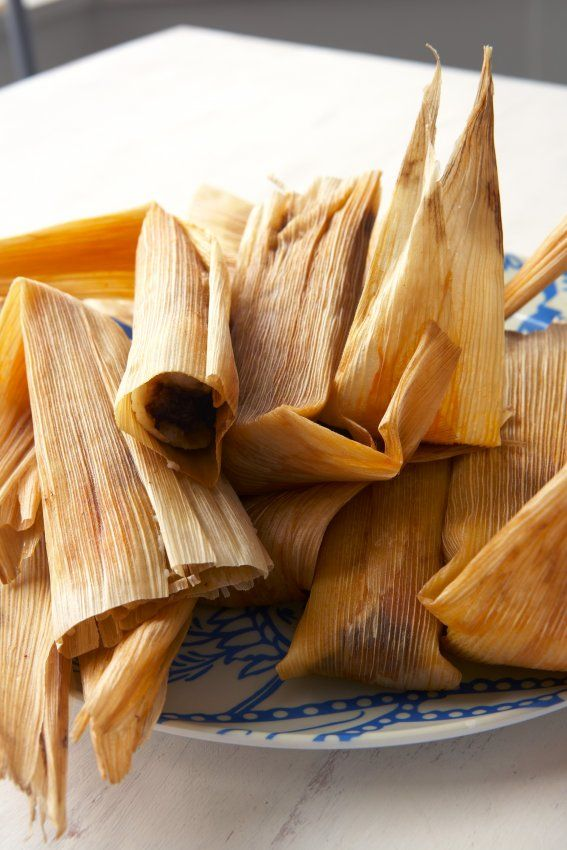 Best Basic Tamales Recipe - Ingredients 30 dried corn husks ...