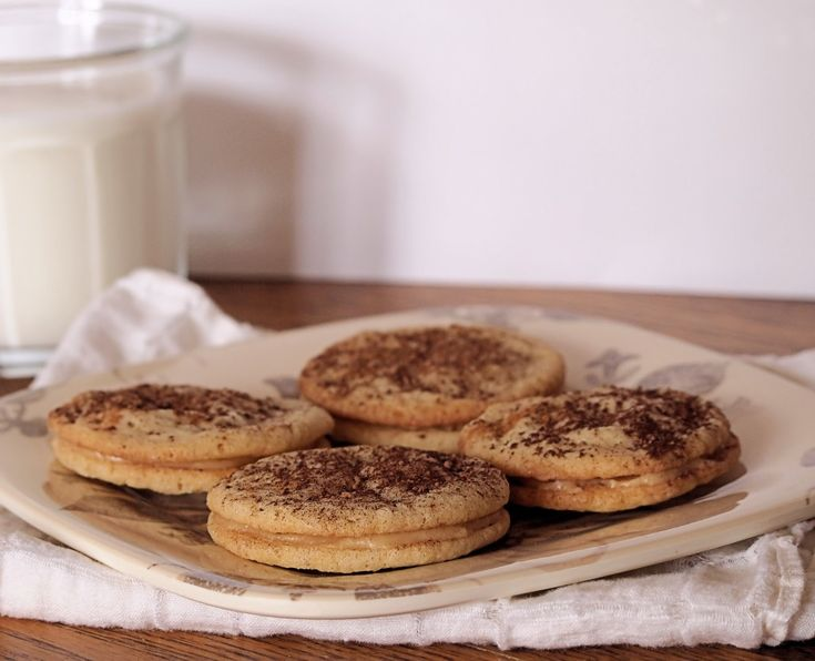 Tiramisu Cookies | Recipe
