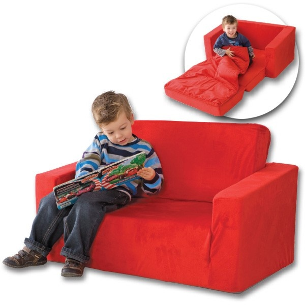 Kids Sofa Bed With Quilt | Taylor stuff | Pinterest