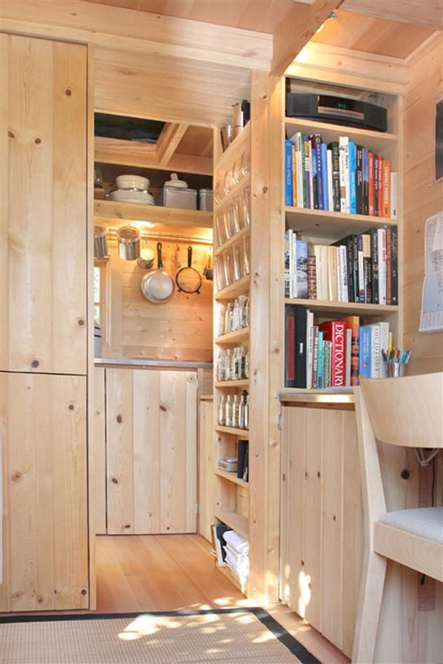 maximize storage space tiny house ideas pinterest. Black Bedroom Furniture Sets. Home Design Ideas