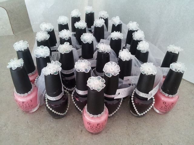 Bridal Shower Favors | Bridal shower ideas | Pinterest