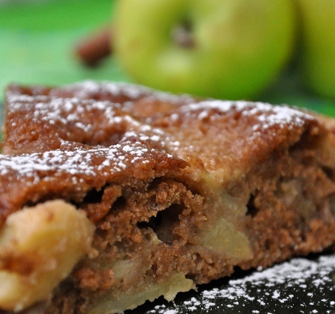 Applesauce Spice Cake | Things I will make one day | Pinterest