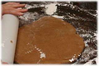 No Suzy Homemaker: Traditional Honey Biscuits (Cookies)