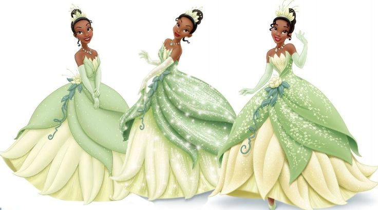 Evolution of Tiana
