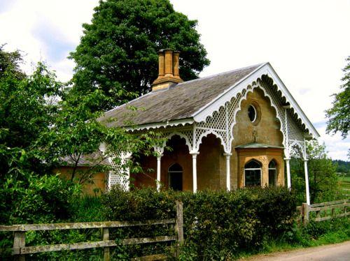Gingerbread Cottage, West Midlands, England