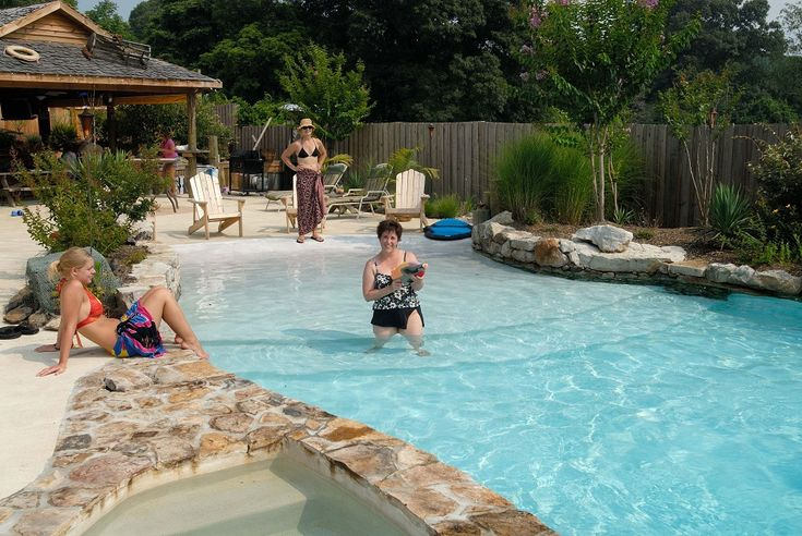 Pin by mandy wendt on pools of my dreams pinterest for Pool design maryland