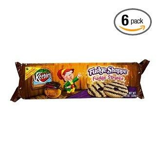Keebler Fudge Stripe cookies