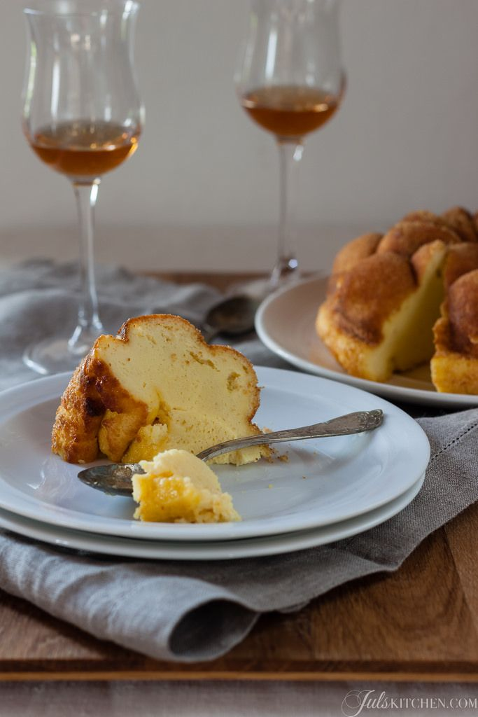 Ricotta Pudding Recipe — Dishmaps
