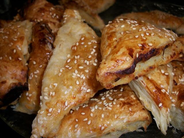 The Sephardic Table: Bourekas: Meat and Potatoes, Turkish Style
