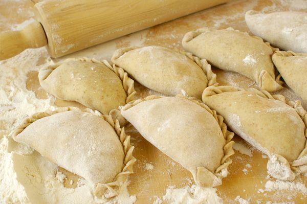 how to make pierogies with sauerkraut