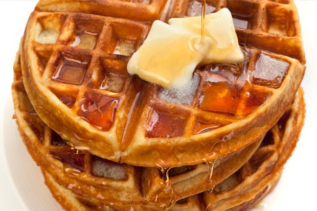 Easy Waffles - This recipe uses ingredients you probably already have ...