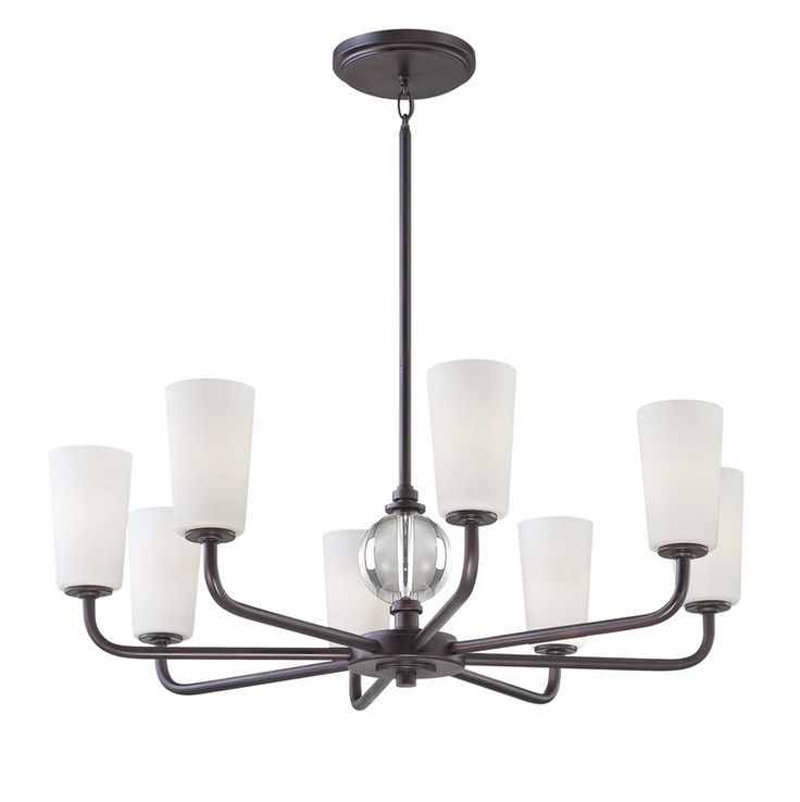 view the minka lavery 1618 8 light 1 tier chandelier from. Black Bedroom Furniture Sets. Home Design Ideas