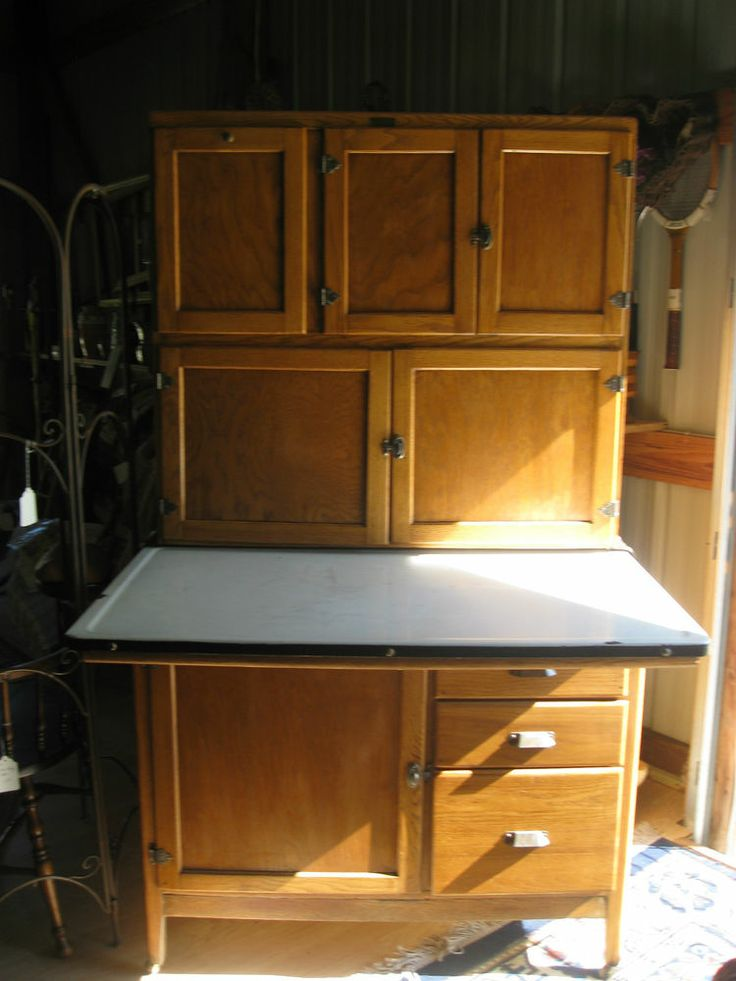 ... Hoosier Cabinet | My Refinishing Projects - Wetherbee Wood | Pinterest
