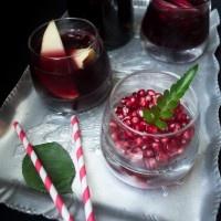 "Spiced Pomegranate Sangria: ""Liquid Friday"" | The Primlani Kitchen"