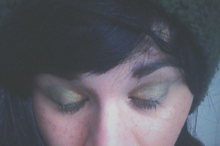 #makeup #eyes #greens