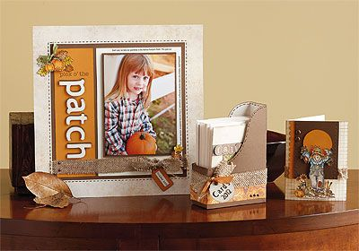 """How to get the September 2012 Stamp of the Month: """"Fall Favorites""""  #CTMH"""