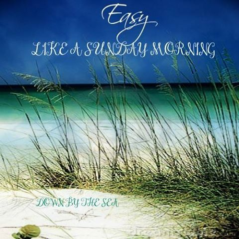 Easy like a Sunday morning | Anything about the beach! | Pinterest