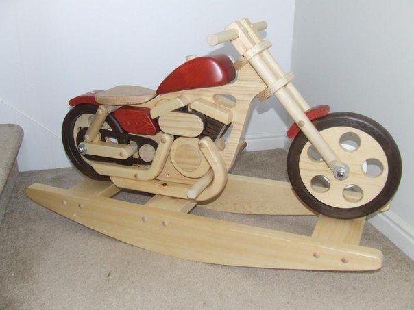 Сделать детский мотоцикл своими руками 911