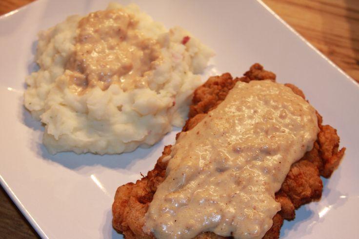 Chicken Fried Steak   Recipes 2   Pinterest