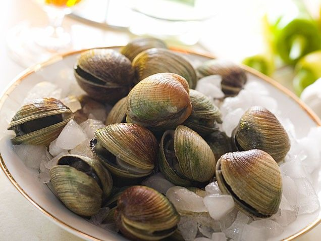 R Clams Healthy Pin by Stacy R. on GIM...