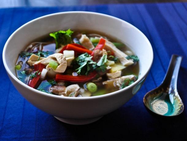 chicken noodle soups