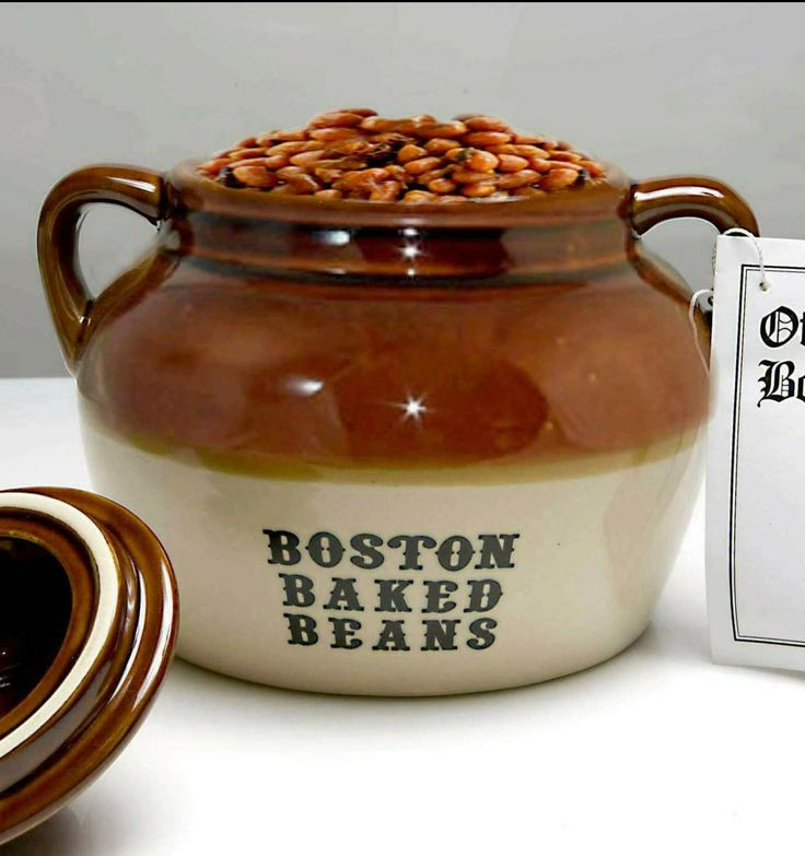 Boston Baked Beans | Savory to Try | Pinterest