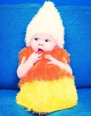 Kids Halloween Costumes: Candy Corn | Halloween | Pinterest