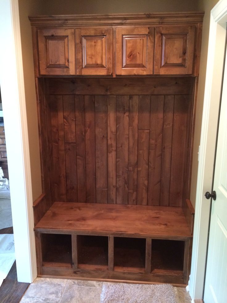 Mud Room Bench New House Pinterest