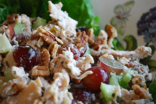 Tarragon Chicken Salad | Salad Lover | Pinterest