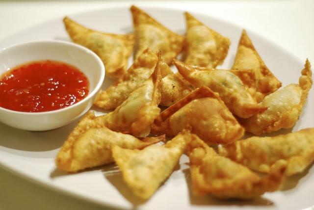 HaonoaH: Fried Wonton | appetizers | Pinterest