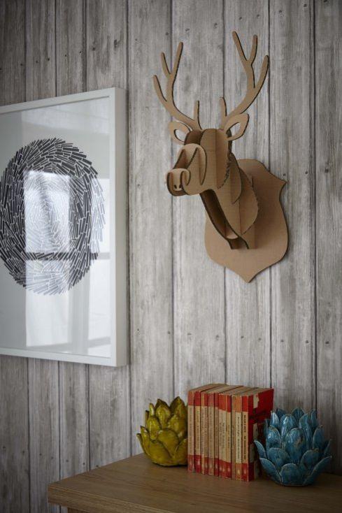 Wood effect wallpaper | wallpaper | Pinterest