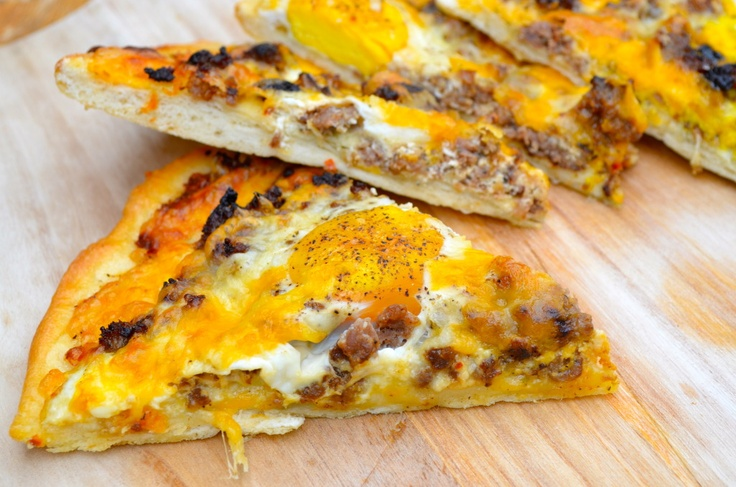 Breakfast Pizza |